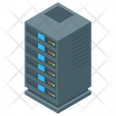 Data Storage Server Icon