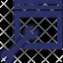 Data Storage Setting Icon