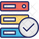 Data Storage Successfully Icon