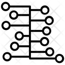 Workflow Algorithm Data Structure Icon