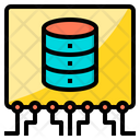 Data Structure Big Data Online Icon