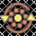 Idata Synchronization Data Synchronization Data Sync Icon