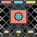 Mdata Warehouse Icon