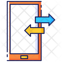 Data Transfer Technology Icon