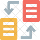 Data Transferv Data Transfer Information Transfer Icon