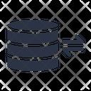 Data Transfer Send Icon