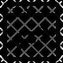 Data Transfer Arrow Website Icon