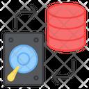Data Transfer Data Transmission Data Exchange Icon