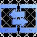 Data Transfer Icon