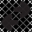 Network Activity Data Icon