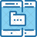 Database Mobile Icon