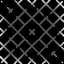 Operation Processing Interchange Icon