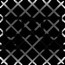 Data Transform Transforming Icon