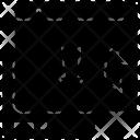 Data Exchange Transformation Icon