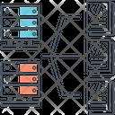 Mdatabase Architecture Icon