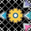 Conversion Server Exchange Icon