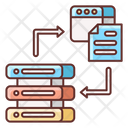 Data Transformation Icon