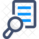 Data Transparency Icon