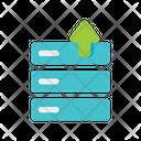 Data Upload Upload Data Upload Icon