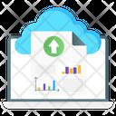 Cloud Upload Cloud Data Data Upload Icon