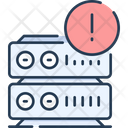 Data Upload Download Data Server Server Icon