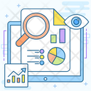 Data Visualization Infographics Data Analysis Icon