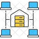 Mdata Warehouse Icon