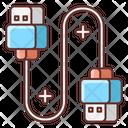 Data Wire Icon