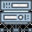 Network Database Server Icon