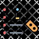 Data Insight Idea Icon