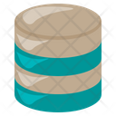 Database Office Supply Icon