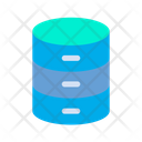 Data Storage Database Icon