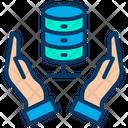 Database Storage Secure Icon