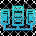 Data Storage Online Storage Icon