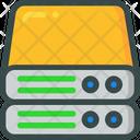 Data Server Seo Icon