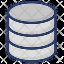 Database Data Storage Data Center Icon