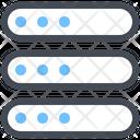 Database Data Storage Icon