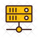 Database Data Data Storage Icon
