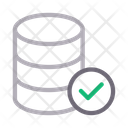Database Server Check Icon