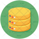 Big Data Dataserver Database Icon