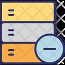 Database Delete Database Remove Database Icon