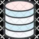 Database Datastorage Data Store Icon