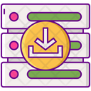 Database Data Download Database Download Icon