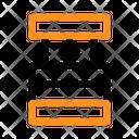 Data Base Hosting Storage Icon