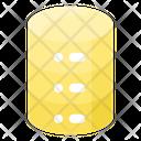 Internet Technology Database Storage Icon