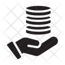 Database Care Protection Icon