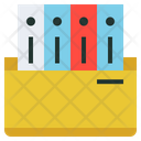 Database Storage Data Icon
