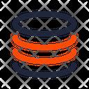 Pile Hardware Ui Icon Icon