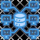 Database Hosting Server Icon