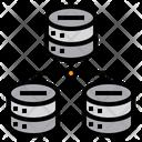 Big Data Storage Server Icon
